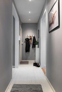 Déco couloir : Peinture et couleur des idées d'aménagement   Déco