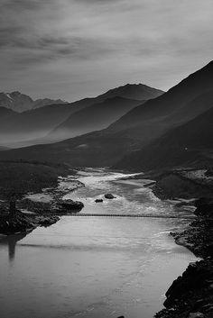 indus valley - pakistan