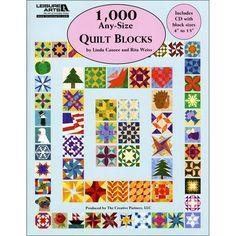 1000 Quilt Blocks