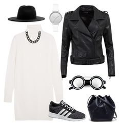 """""""A chance to be whole; Wholly thine"""" by falonstarrider on Polyvore featuring Equipment, adidas, Lacoste, Études, Skagen, Bling Jewelry, outfit, ootd and LOTD"""