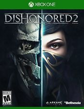 Dishonored 2 (Xbox One), Very Good Xbox One, xbox_one Video Games Jeux Xbox One, Xbox 1, Playstation, Dishonored 2, Mature Games, Microsoft, Arkane Studios, Xbox One Video Games, Working Games