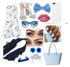 """""""Birthday Party Part 5"""" by ajc445 ❤ liked on Polyvore featuring Lipsy, claire's, Lime Crime, Kate Spade and Vera Wang"""
