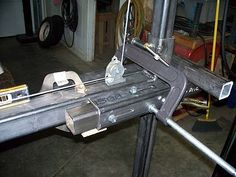 Another homemade bandsaw mill - Woodworking Talk - Woodworkers Forum Electric Motor Generator, Homemade Bandsaw Mill, Post Guard, Maybe Tomorrow, Garage Tools, Table Saw, Metal Fabrication, Woodworking, Band Saws