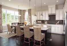 New Luxury Homes For Sale in Haymarket, VA   Dominion Valley Country Club - Villas