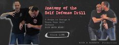 """The Proven Formula For Building Life-Saving Self-Defense Drills. """"The Anatomy of The Self-Defense Drill,"""" is the must-have video/pdf to designing and training the perfect self-defense drill.   PLUS SOME BONUS MATERIAL! Limited Time Offer Self Defense, Drills, Anatomy, Pdf, Training, Building, Buildings, Drill, Work Outs"""