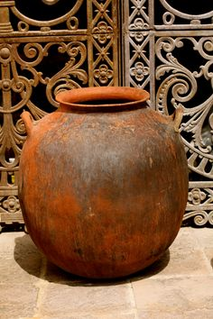 A pot in San Miguel Allende Mexico 2011 by Pam Holland