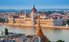 Prague, Budapest, Bratislava & Vienna, Flights & Trains BUY NOW for just Week End Budapest, Budapest City, Budapest Hungary, Europe Centrale, Danube River Cruise, Ropes Course, Photos Voyages, Bratislava, Budapest
