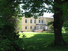 Kesäkahvila Kapusiini, Helsingin Kumpulan kasvitieteellisessä puutarhassa