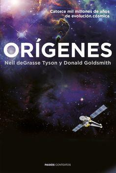 Orígenes, de Neil deGrasse Tyson y Donald Goldsmith - Editorial Paidós - Signatura 575 GRA ori - Código de barras: 3331484