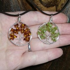 Wire Wrapped Tree of Life Tutorial made with Artistic Wire