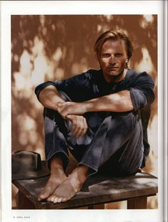 Viggo Mortensen. Cowboys & Indians magazine <3
