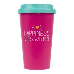 Travel Mug Happiness - Happy Jackson