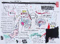 King Brand (1982-83) - Jean-Michel Basquiat – Art Commerce