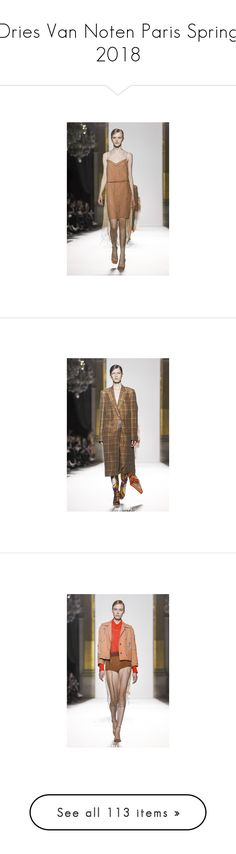 """""""Dries Van Noten Paris Spring 2018"""" by watereverysunday ❤ liked on Polyvore featuring PFW, driesvannoten, spring2018, backgrounds, logo, dries van noten and text"""