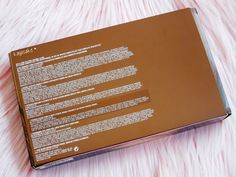 MAC Look In A Box ♡ Natural Flare Collection: Coppertone, Hug Me, Spice, All That Glitter