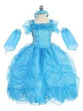 Girl Theme Dress - Pink Princess Dress - ON SALE