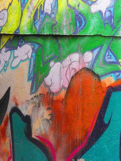 Fitzroy Laneways Graffiti
