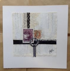 Mixed Media, Caterina Giglio, Stamp Stories