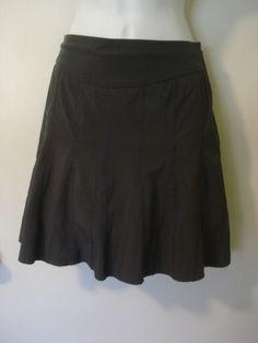 Athleta Wear About Skort Skirt w/ Built In Shorts Size 2 Gray #Athleta #SkirtsSkortsDresses