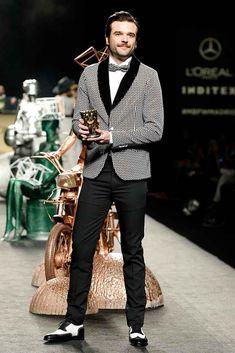 Ion Fiz Fall-Winter 2018-2019 | Mercedes-Benz Fashion Week Madrid