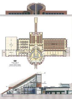 Petra Winery, Suvereto Italy   Mario Botta Architetti