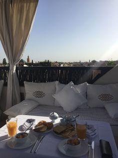 Riad Kheirredine a Marrakech Outdoor Furniture, Outdoor Decor, Marrakech, Lifestyle Blog, Relax, Bed, Home Decor, Decoration Home, Stream Bed