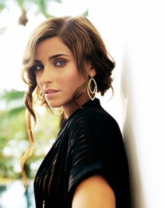 She Is So Down To Earth :) Nelly Furtado