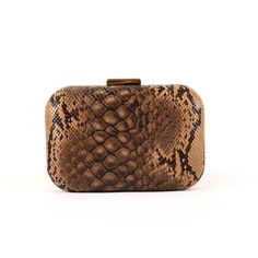 Check out this product on Alibaba.com APP Embossed Snake Skin Leather  Perfume Bottle Clutch Bag 4076a552d8f54