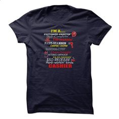 IM A CASHIER - #tee times #striped shirt. BUY NOW => https://www.sunfrog.com/Funny/IM-A-CASHIER.html?id=60505