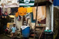 Alex Webb - INDIA. Fort Kochi. 2014. The muslim quarter of Fort Cochin.