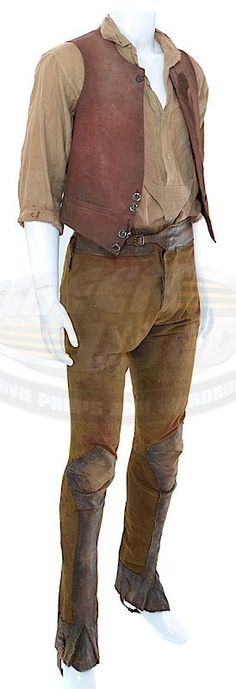 Bill the Butcher's outfit, from movie: Gangs of New York