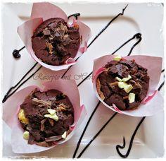 Thermomix - Rezepte mit Herz : Triple Chocolate Muffin