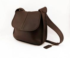 7eb3b19d08ad5 Vintage Coach Ergo Hobo Crossbody Tote Handbag Style No. 9034 in Brown  Glove-Tanned Leather