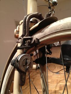 Schulz bicycle | Restoring Vintage Bicycles from the Hand Built Era