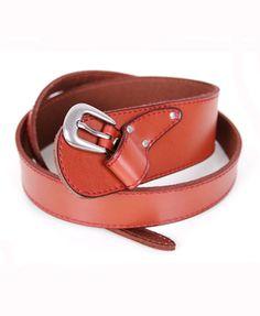 Tapered Design Belt