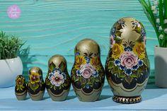 Russian nesting doll Mothers day gift idea Matryoshka Gift