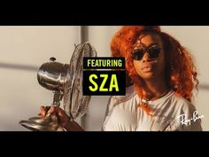 Sza is such a beautiful soul....love her campaign #rayban #campaign4change