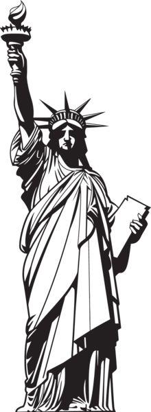 295RA - Statue of Liberty