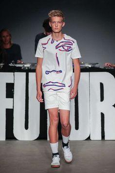 Futura Spring Summer 2016 Primavera Verano #Menswear #Trends #Tendencias #Moda Hombre - Mercedes-Benz Fashion Week Berlin M.F.T.