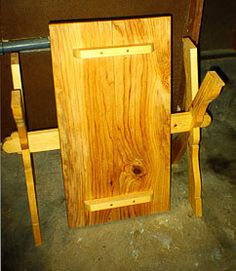 Camp Furniture for the Reenactor....So I have this idea about cutting a complete table from a door. They are pretty cheap to buy