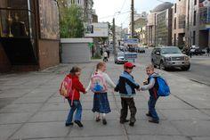 walk back from school (2006)