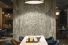 Achieve a subtle yet gorgeous accent wall for your home with our Painted Desert 2x2 Mosaic Matte Porcelain Tile in Natural. Great for Industrial or Scandinavian interior design, no two pieces are the same! It retails starting at $12.99 SH.