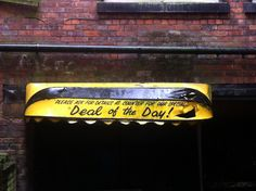 Deal of the Day! Yellow Levenshulme, by Emily Cheese