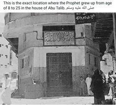 Hazrat abu talib house