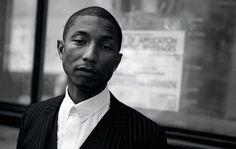 Peter Lindbergh - Pharrell Williams, 2016