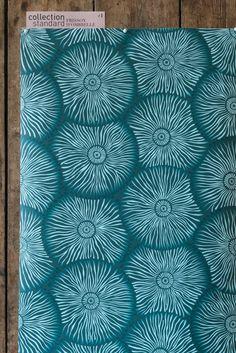 papier peint aqua verde / wallpaper / deco / intissé