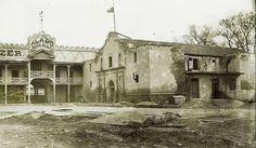 The Alamo, circa 1890
