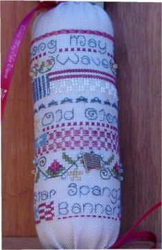 Long May She Wave Needle Roll Kit by Shepherd's Bush