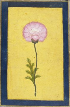 Mughal Empire (made)  Avadh (possibly, made)  Date: first half of the 18th century (made)  Artist/Maker: unknown (production)  Materials and Techniques: Painted in opaque watercolour on paper  Credit Line: Gift of Mr. John Goelet  Museum number: IS.48:22/B-1956