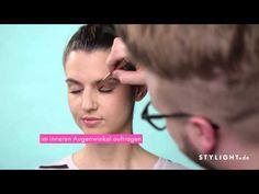 Stylight Beauty Tutorial: Schminktipps vom Profi für ein perfektes Augen-Make-up mit Lidschatten Palette.